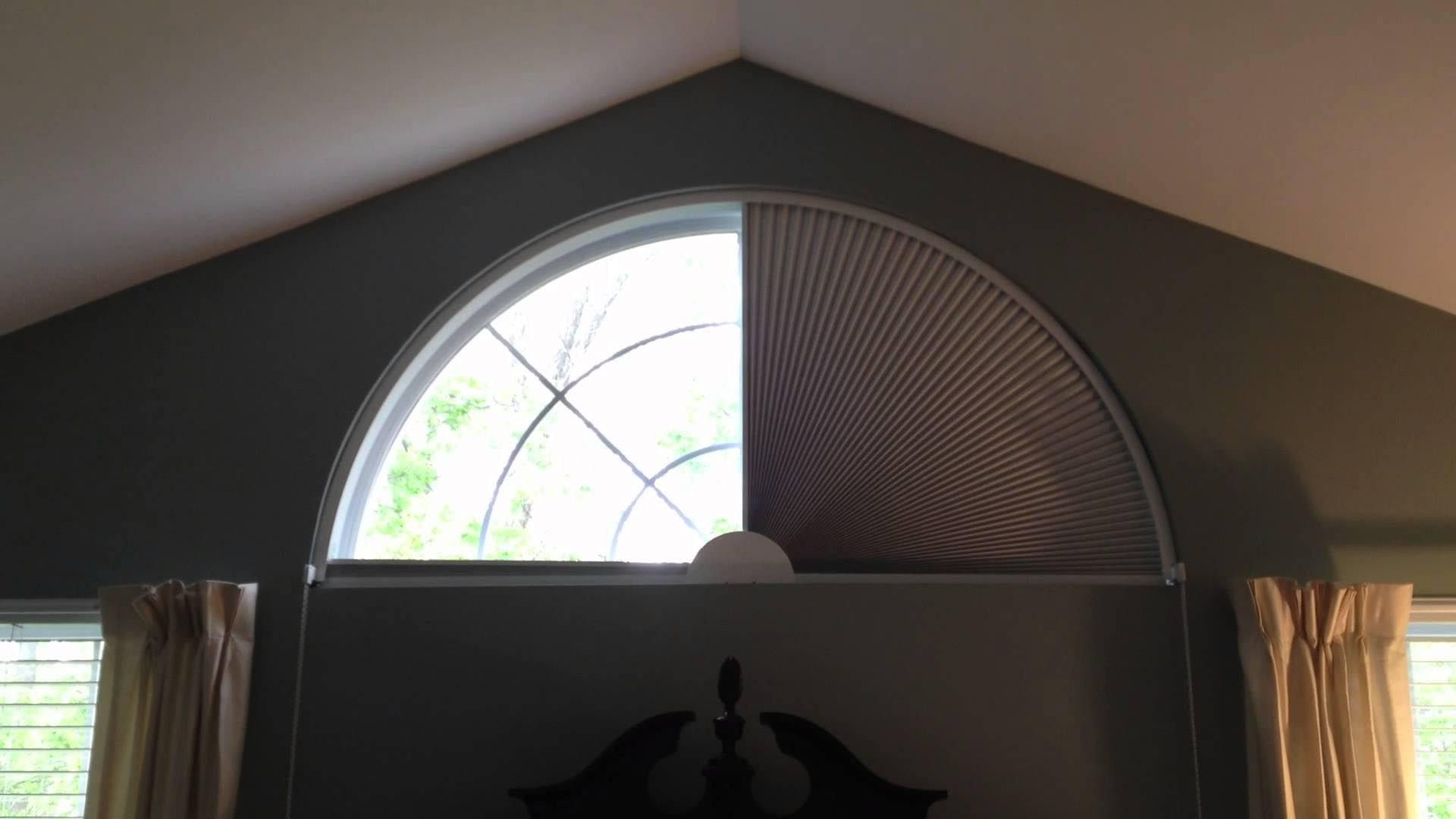 Arch Window Blinds Movable In 2020 Blinds For Windows Custom