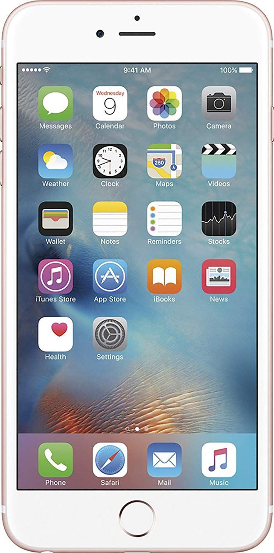 Apple iphone 6s plus gsm unlocked 128gb rose gold
