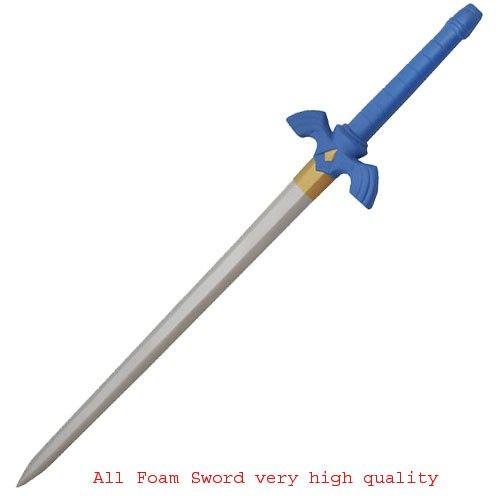 Zelda Twilight Princess Link's Sword All FOAM