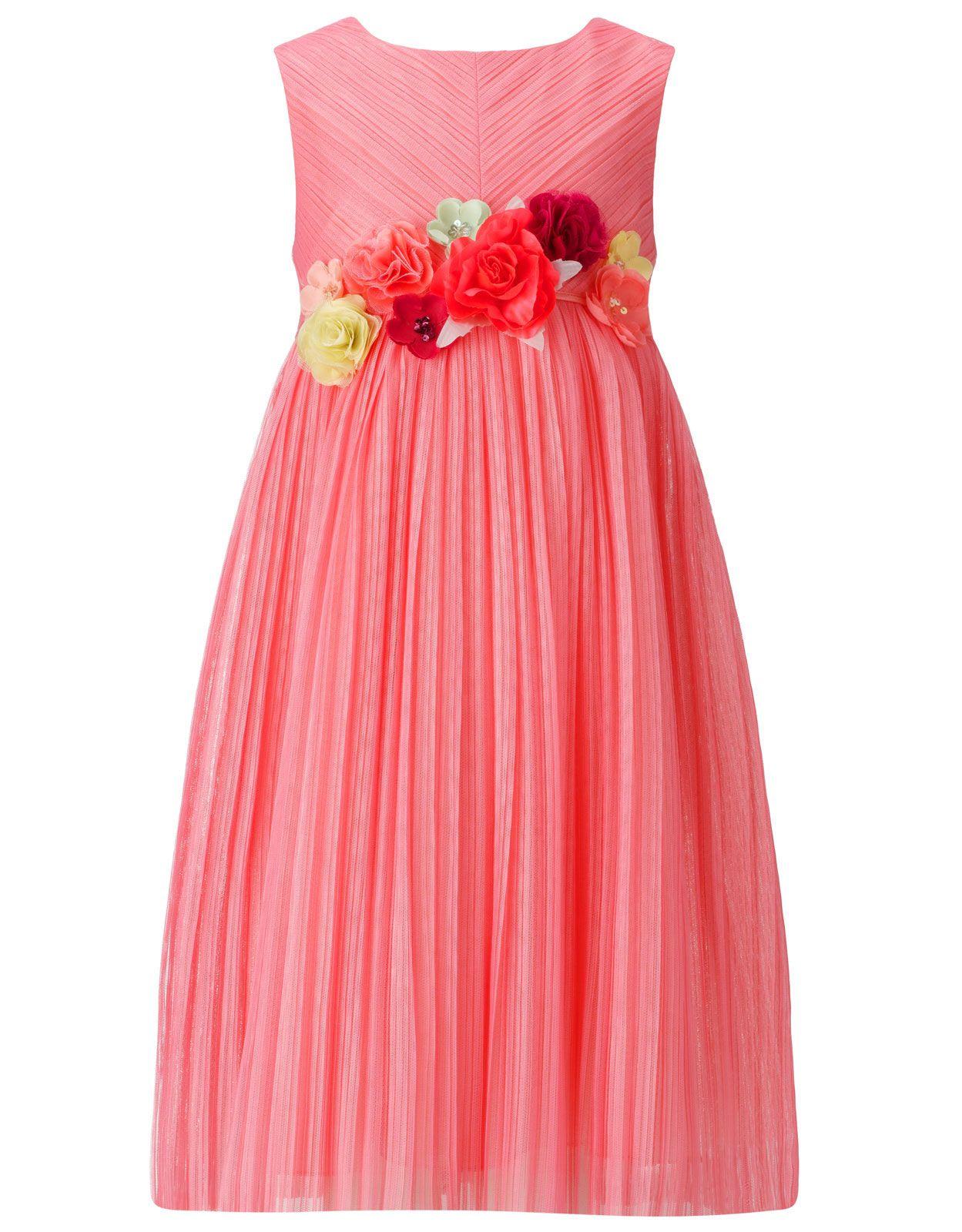 Scarletta Flower Dress | Ava Wedding | Pinterest
