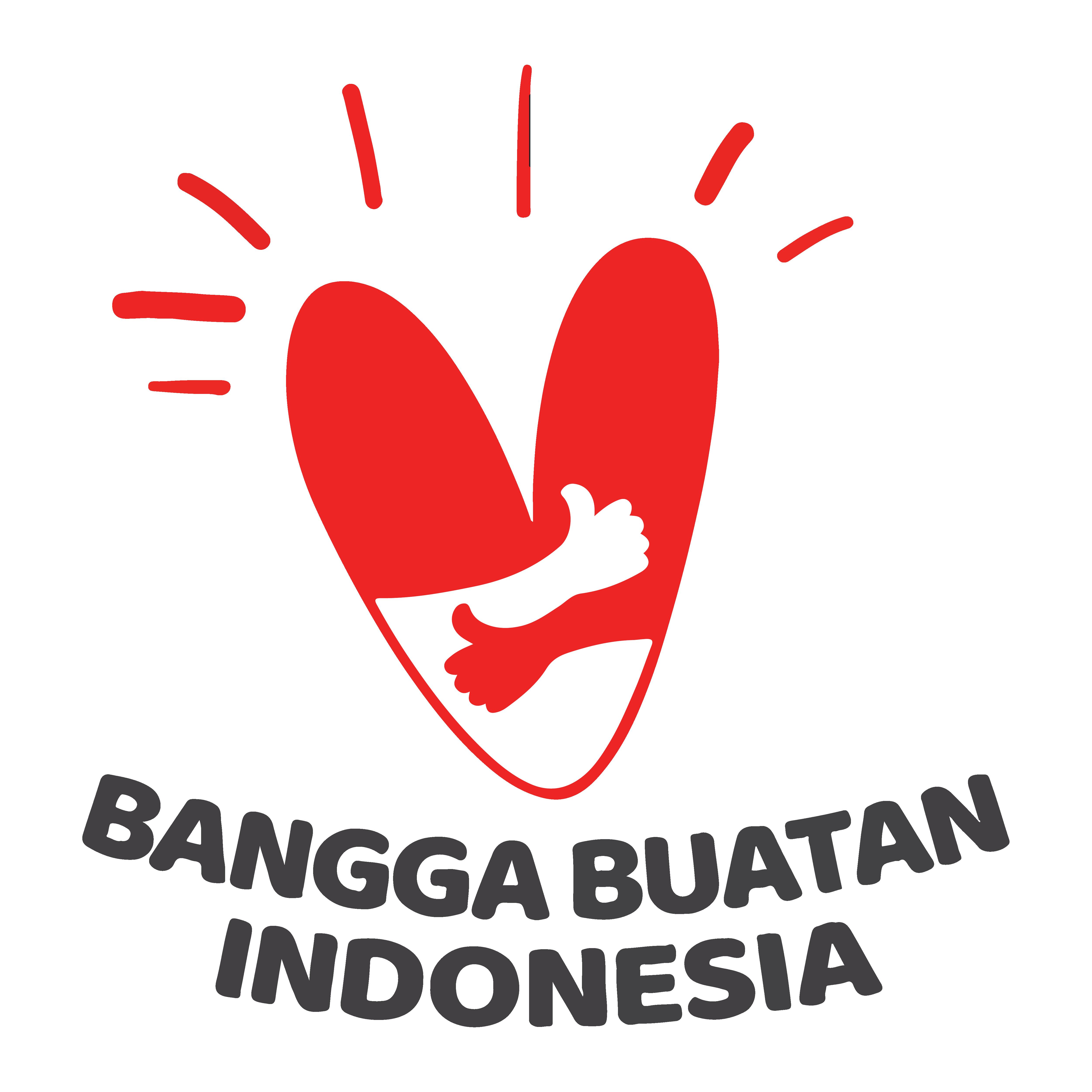Logo Bangga Buatan Indonesia vector cdr, ai, eps, png di