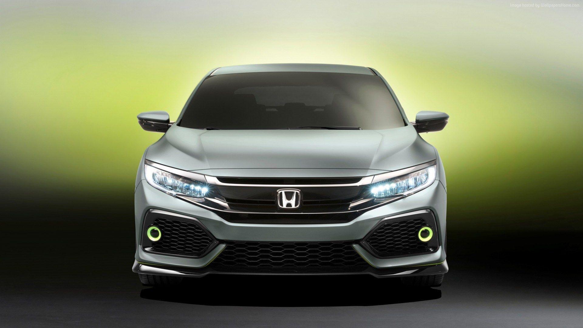 honda civic hatchback prototype wallpaper Civic
