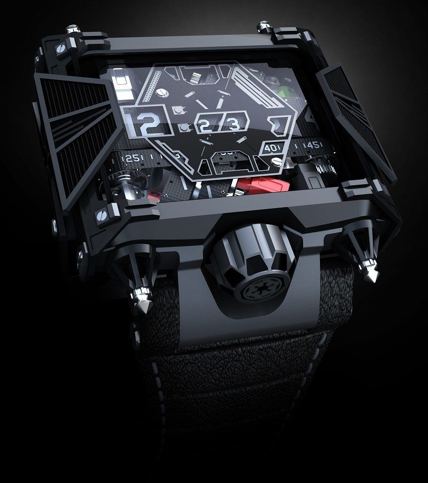 Devon Star Wars Limited Edition Watch Based On The Tread 1
