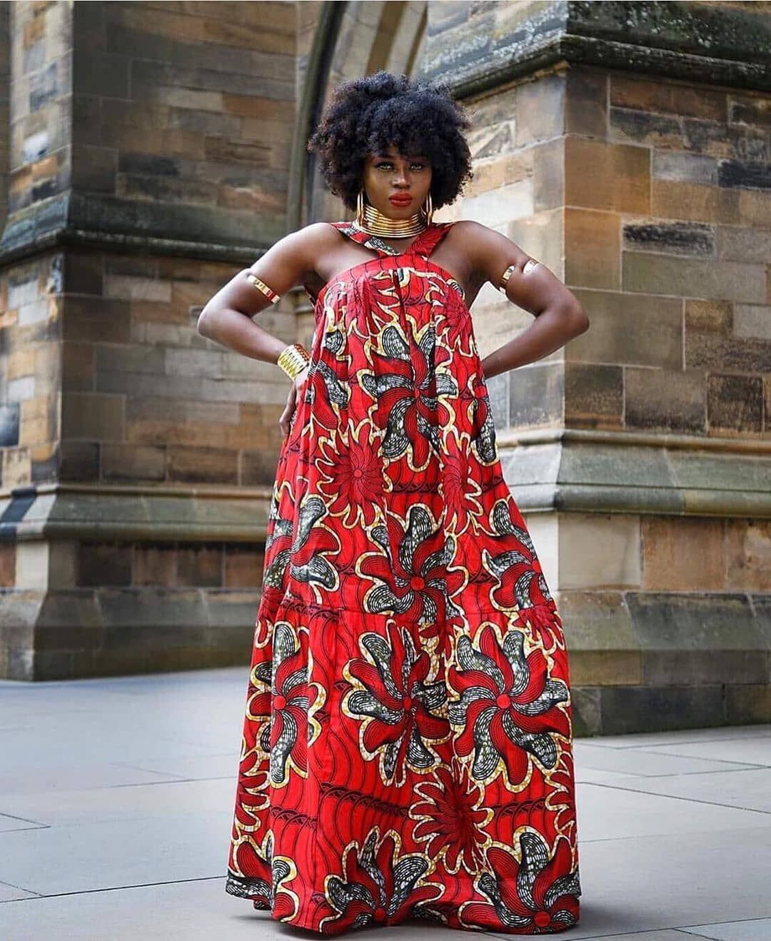 Elegant and Trendy Ankara Styles #africanfashionankara