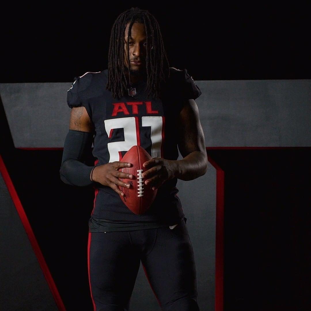 Atlanta Falcons On Instagram Todd Gurley Days Til Kickoff In 2020 Atlanta Falcons Todd Gurley Atlanta