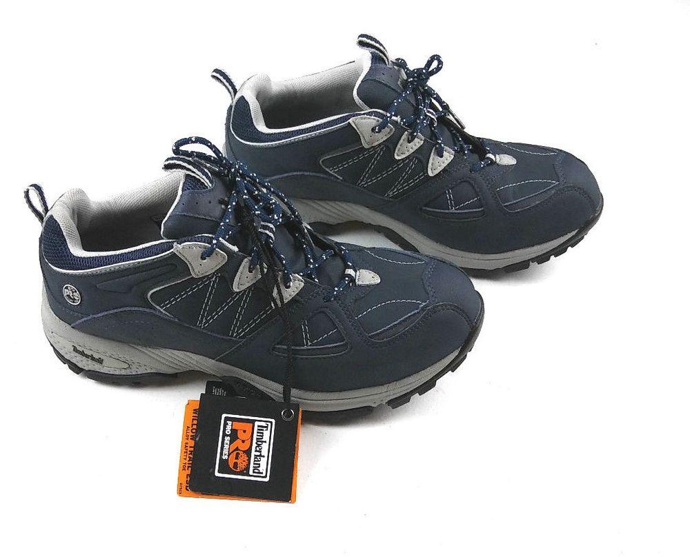 También bisonte Zoológico de noche  Timberland Pro Serie Vibram Women's Sneakers Work Safety Boot S 9.5 M Ships  Free | Safety boots, Womens sneakers, Sneakers