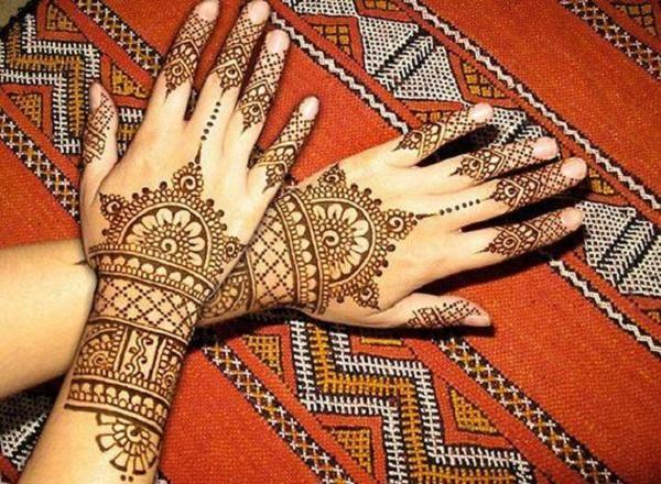 Mehndi Designs Patterns Ideas : Simple mehndi designs for beginners