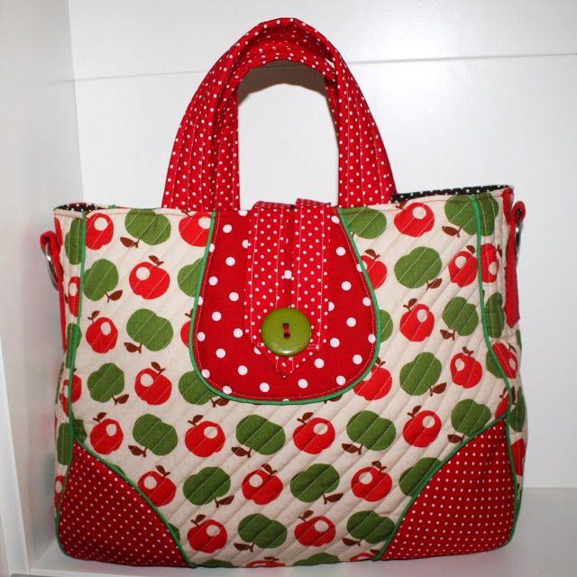 Am Eichenbaum: RUMS {Apfel- Frieda}  Frieda, Allerlieblichst, Quilting, Äpfel, Apple