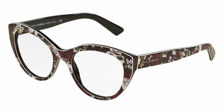 e47c74aae97 Dolce   Gabbana DG3246F - Alternate Fit Eyeglasses