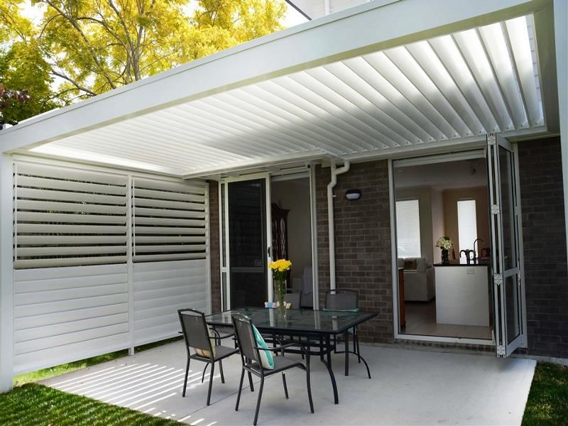 Suburban Direct Opening Roof By Louvretec Melbourne Outdoor Pergola Pergola Outdoor Rooms