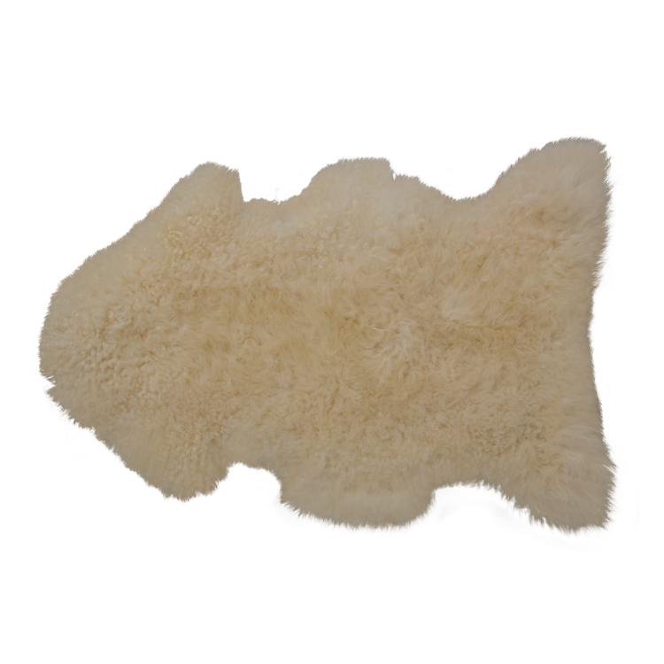 Natural Cream Sheepskin Rug/Throw From £40 sheepskins