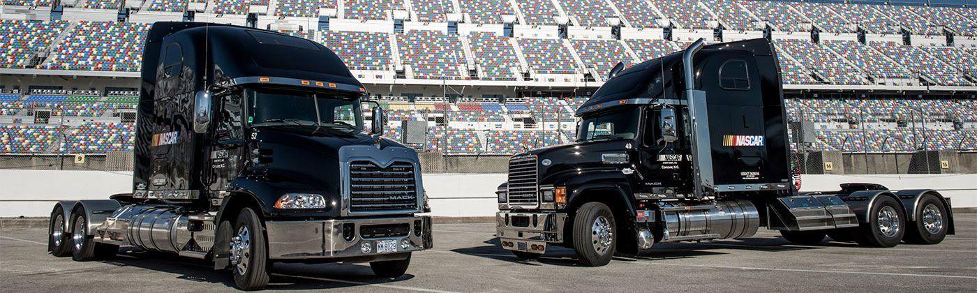 Mack Trucks A Symbol Of Fuel Efficiency Mack Dump Truck
