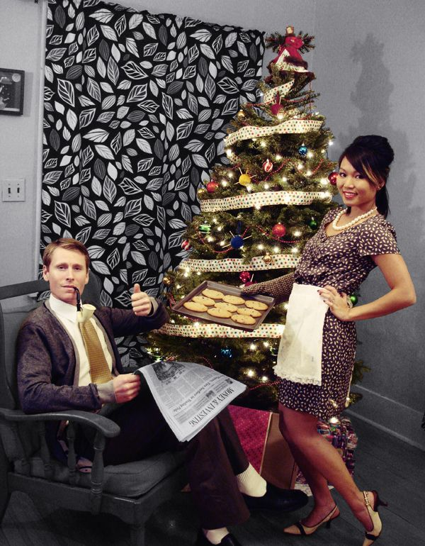 funny and cute christmas card ideas for couples love these