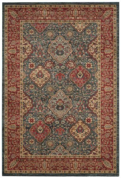 Safavieh Mahal Mah655c Navy Red Rug In 2020 Area Rugs Rugs Simple Carpets