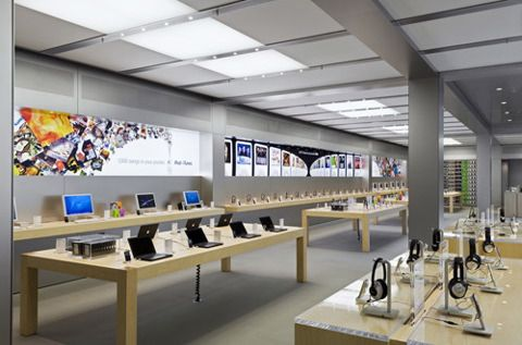 Apple Store Design Applestorearchitectureretail Pinned By Www
