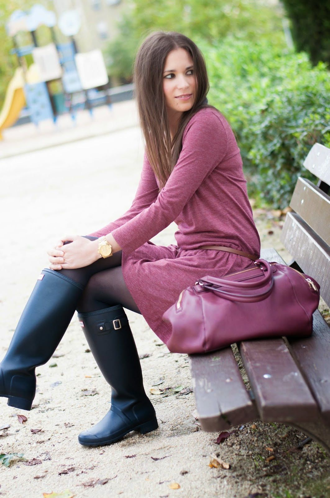Rain Boots | by Girls in Hunter Boots and more | Wellies ...