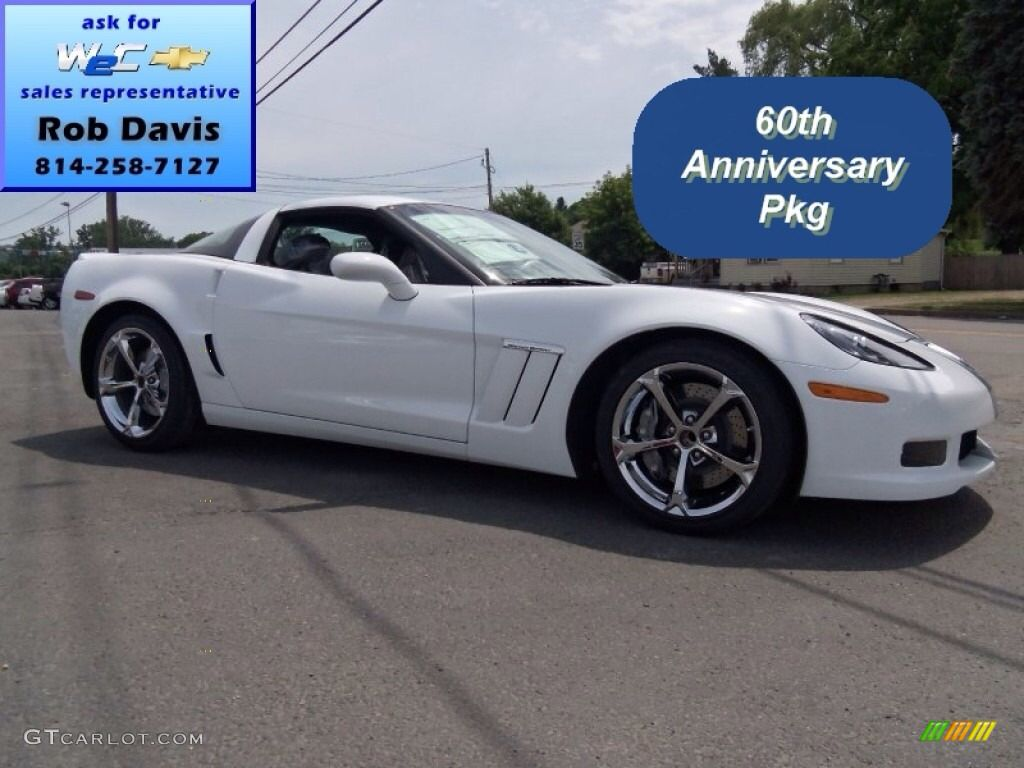2013 Corvette Grand Sport 60th Anniversary one of my