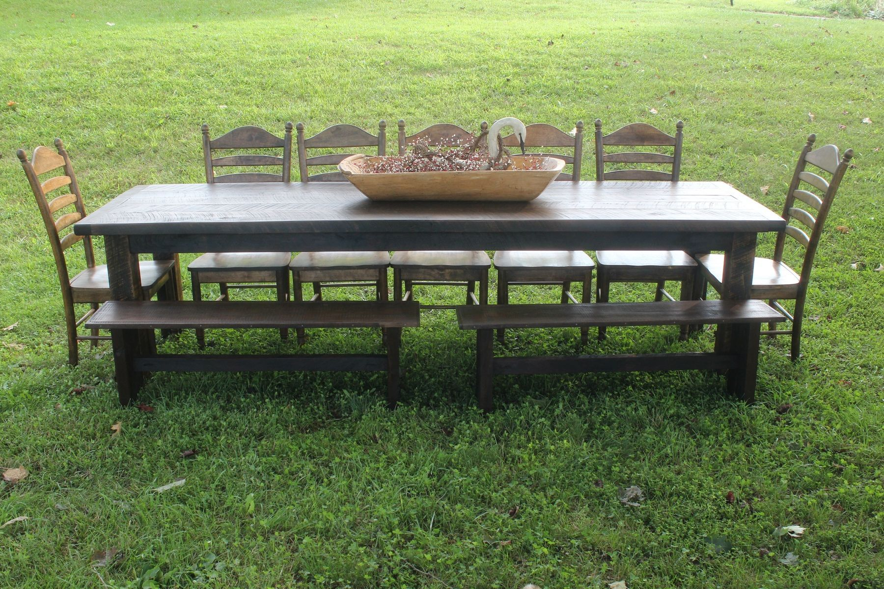 Explore Farm Style Dining Table And More