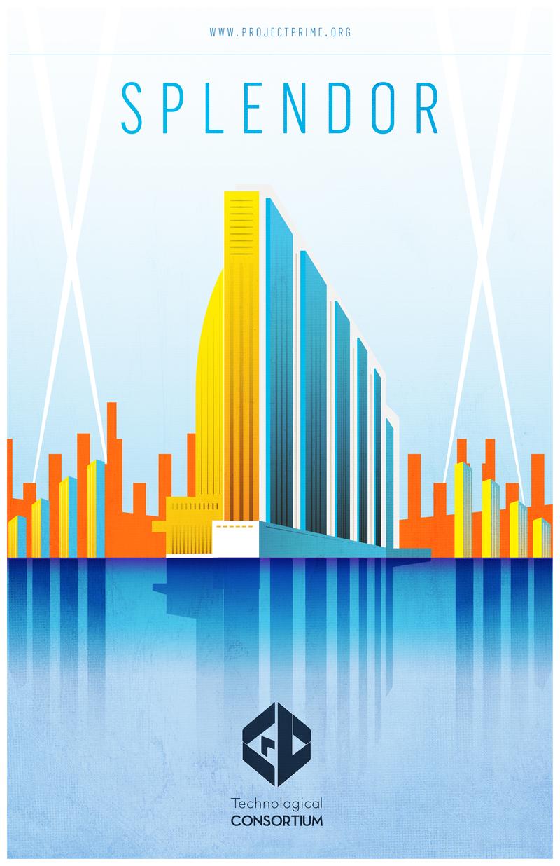 Consortium City Splendor by Andalar.deviantart.com on @deviantART