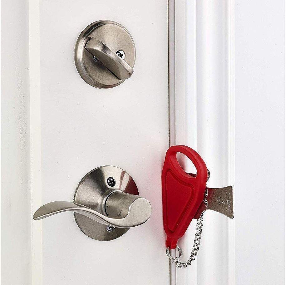 Portable Travel Door Locker With Images Door Locker Doors Door Locks
