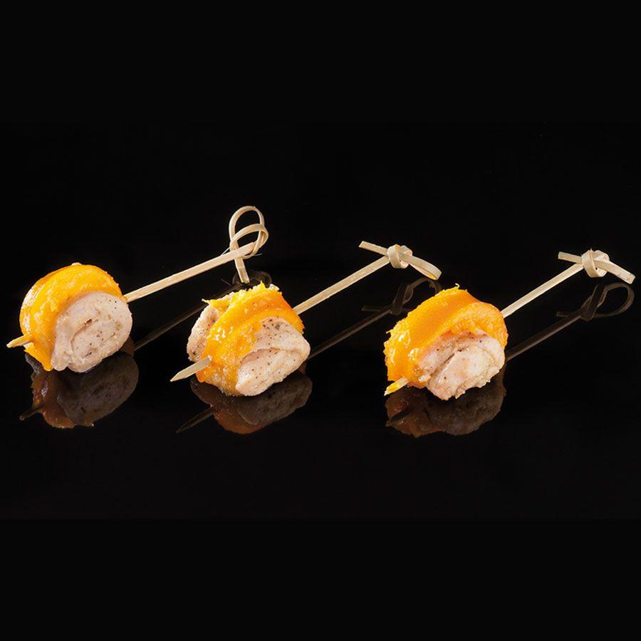 Poulet à l'orange: Poulet - Orange confite