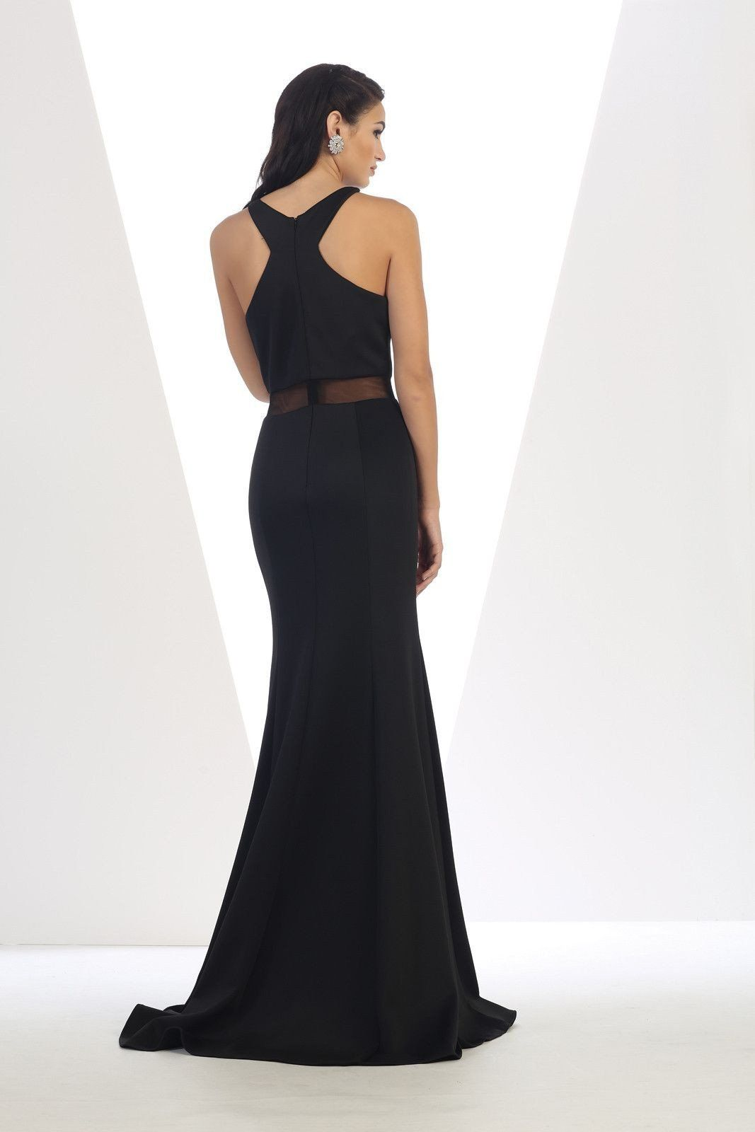 Long evening gown formal dress prom products pinterest simple