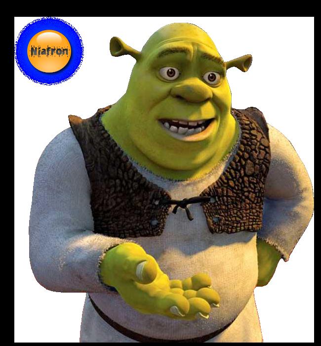 Shrek Png Image Shrek Fiona Shrek Animated Characters