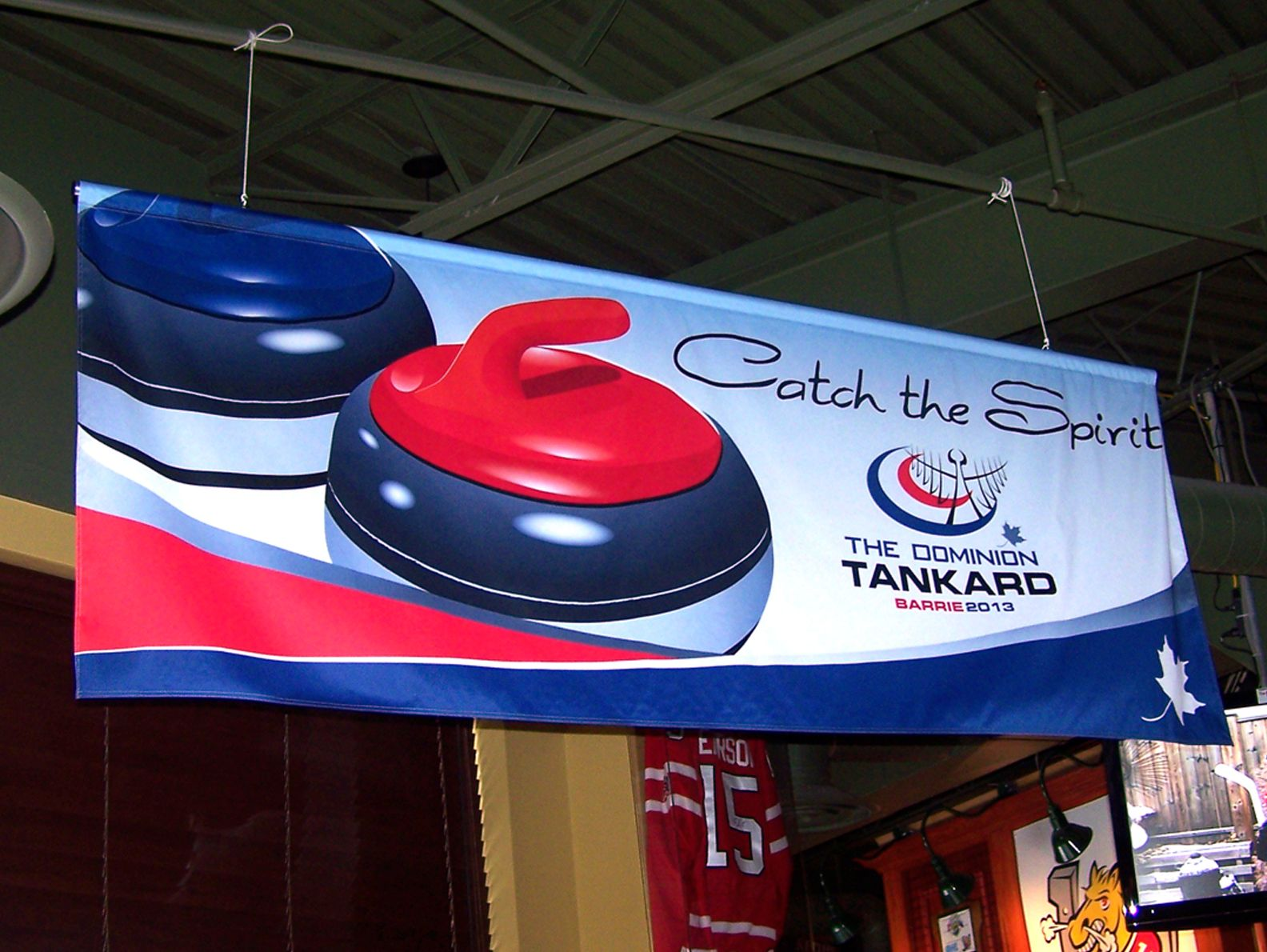 5 places where a standee banner makes sense banner outdoor signage outdoor banners