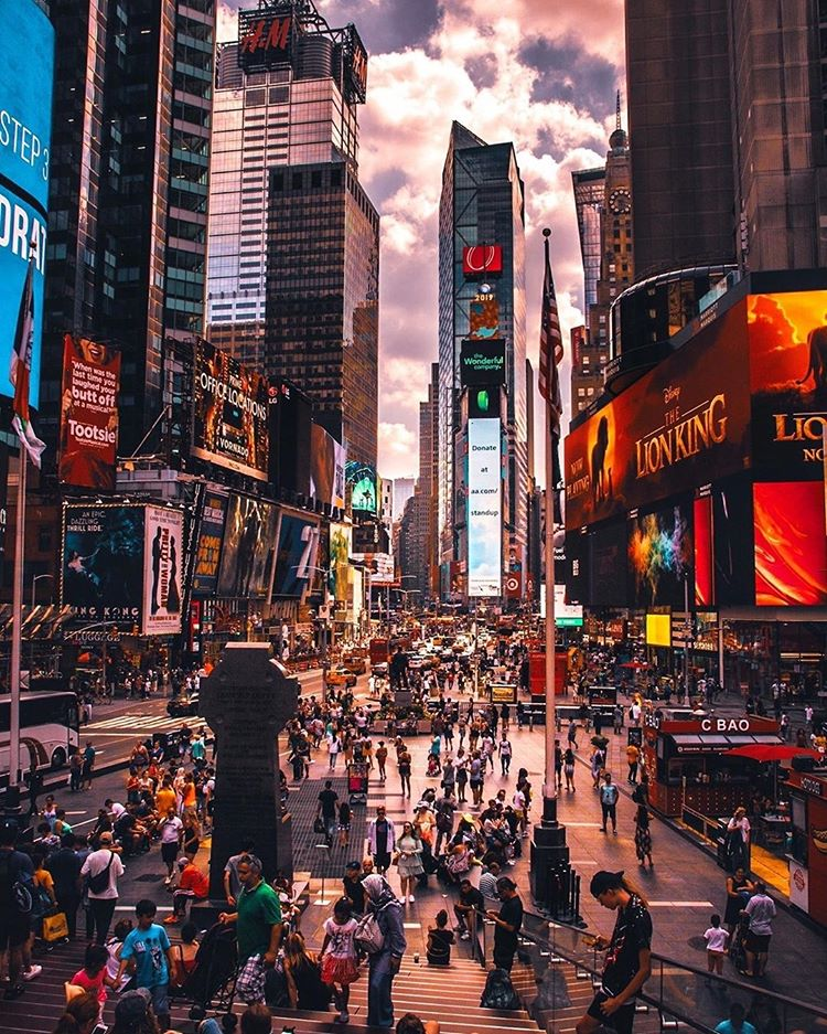 Times Square New York City Travel New York Wallpaper New York Pictures