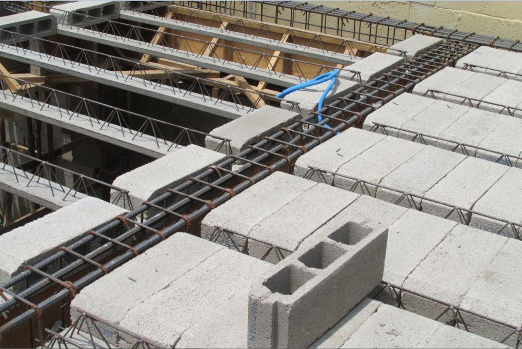 La losa de vigueta pretensada monolit es un sistema for Losa techo