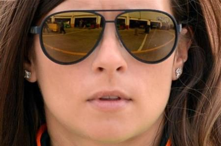 Danica Patrick Makes Sprint Cup History as First Female Pole Winner | Fan4Racing