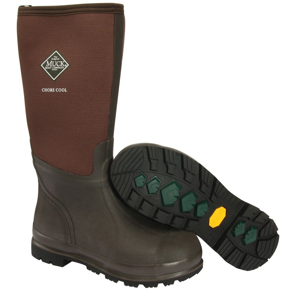 6d461c75117 With the Xpress cool lining the Muck Boot Chore Cool are the best ...