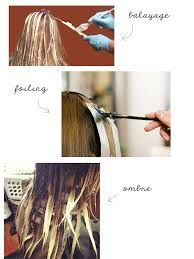 how to balayage your own hair at home , Google Search