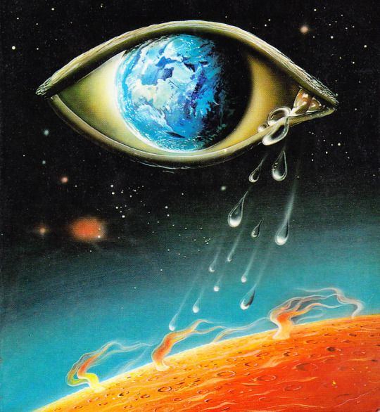Tears Of The Earth by Wojtek Siudmak