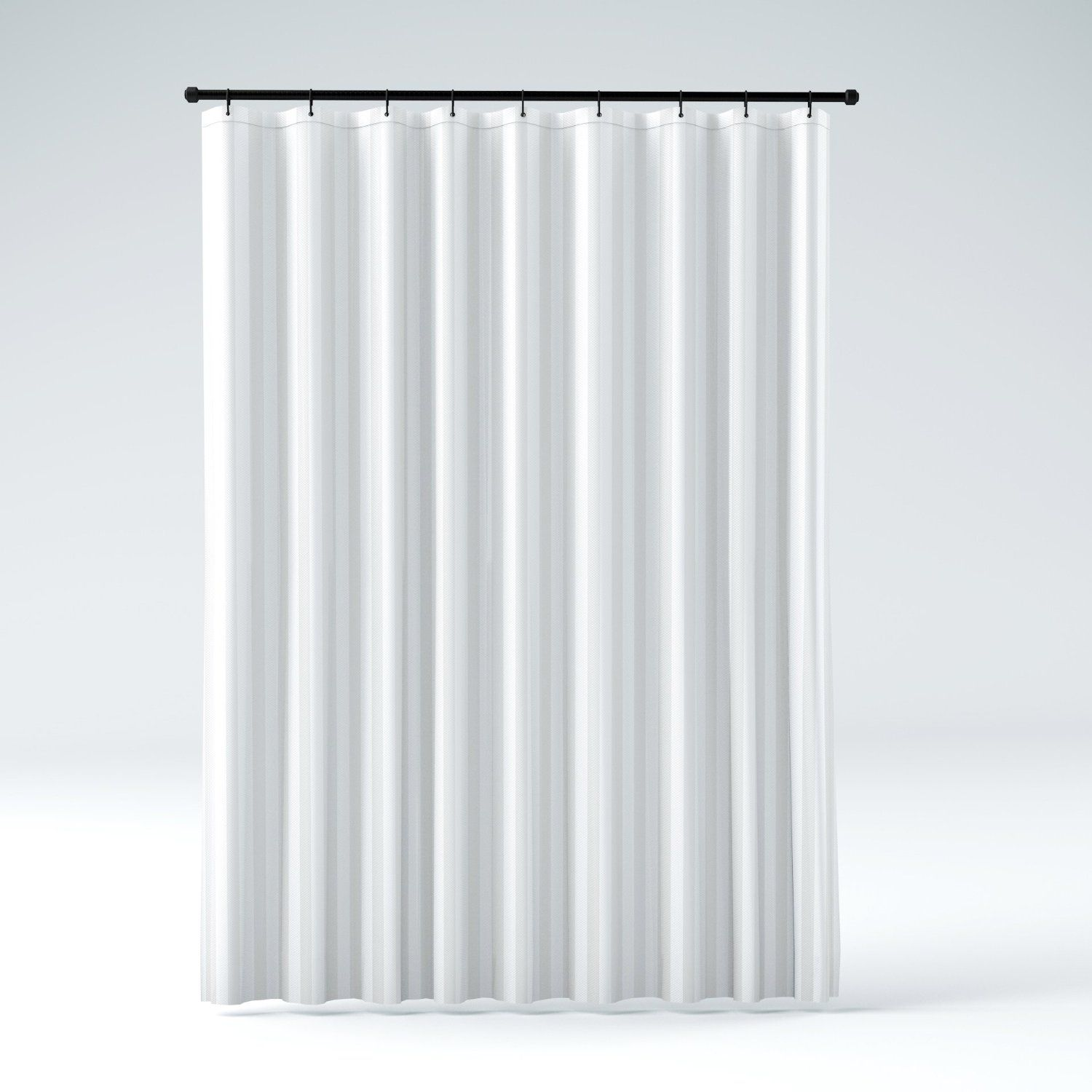 Fabric Shower Curtain Liner Stall Size | Shower Curtain | Pinterest