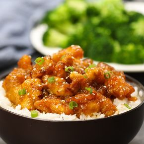 General Tso's Chicken (with Video) - TipBuzz