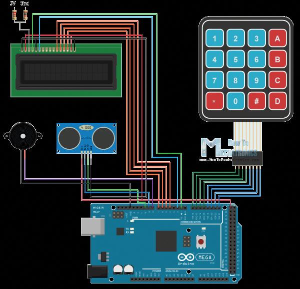DIY Un système d'alarme à base d'Arduino simple à