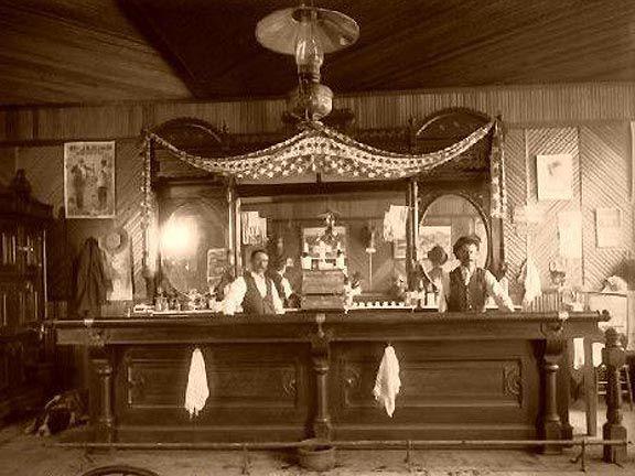 old west saloon 1800s bar cantina pinterest