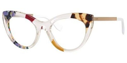 f62134e8ad3 Fendi 157 Eyeglasses