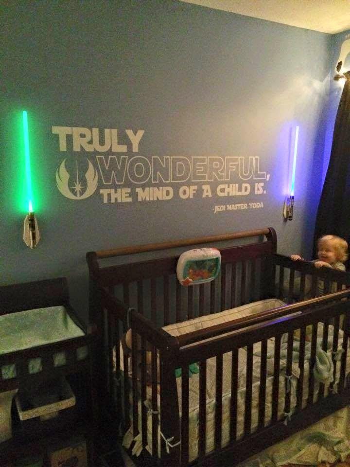 Yoda Quote Star Wars Baby Room Star Wars Room Star Wars Nursery