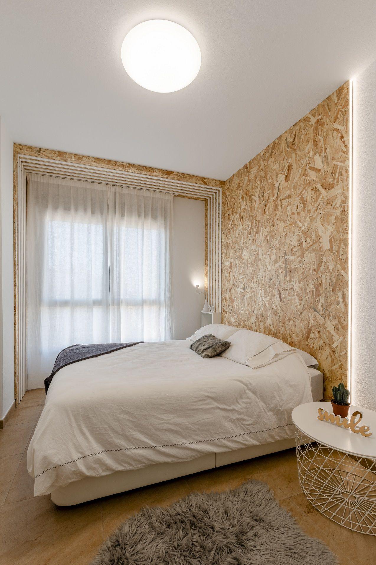 DISEÑO CON TABLEROS OSB  Diseño dormitorio principal, Dormitorios