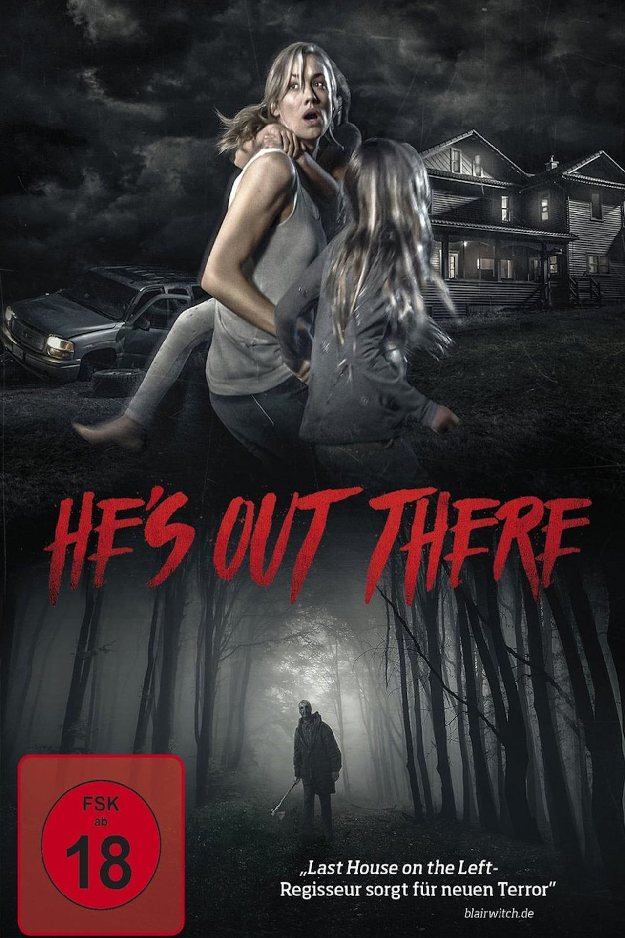 He's Out There « en français Streaming VF