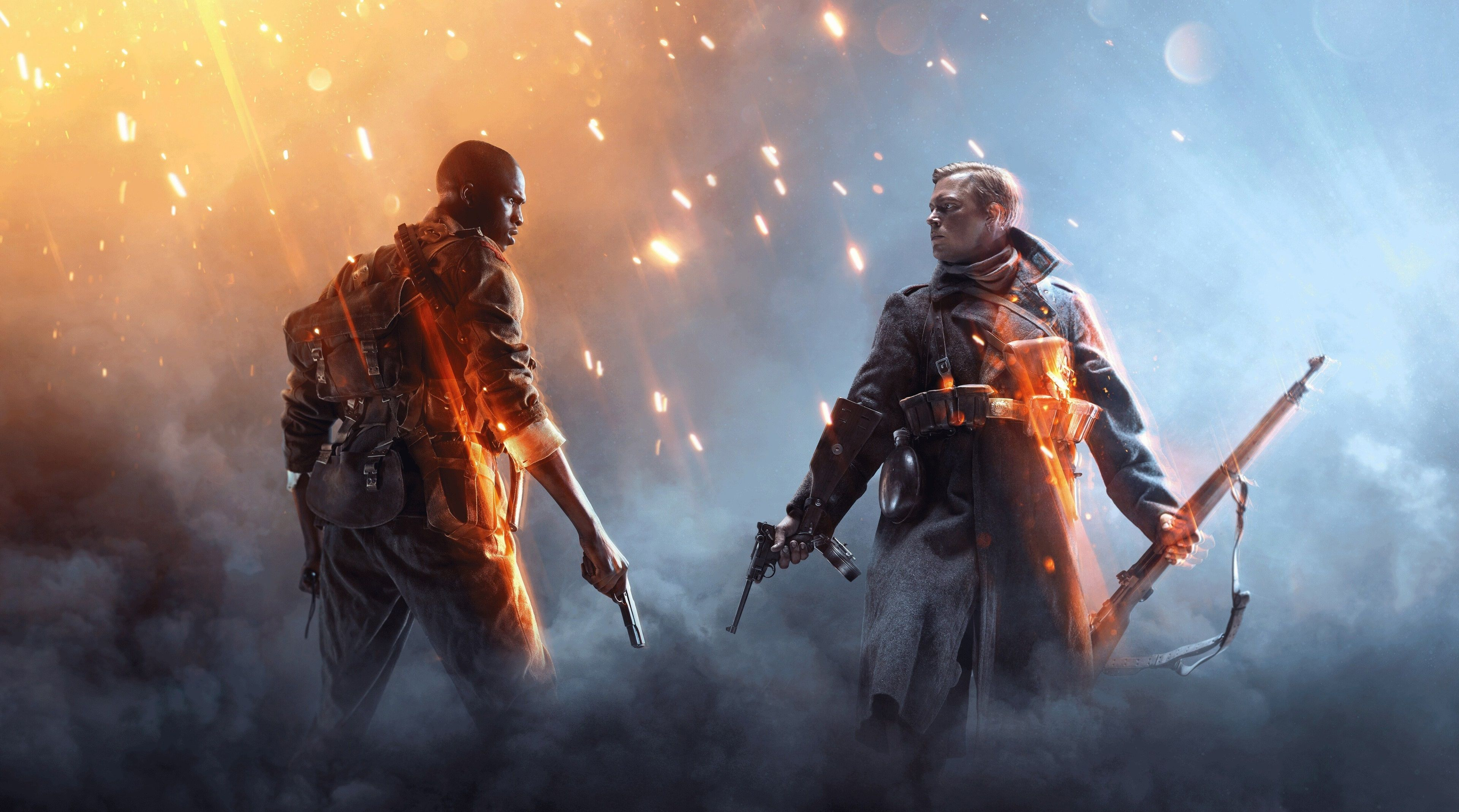 3840x2138 Battlefield 1 4k Cool Wallpaper Hd Battlefield Battlefield 1 Battlefield 1 Game