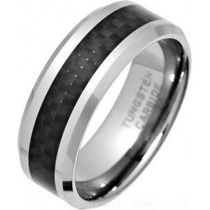 Tungsten Carbon Fibre Wedding Band 8mm 75 Carbon Fiber Rings Mens Wedding Rings Uk Carbon Fiber Wedding Ring