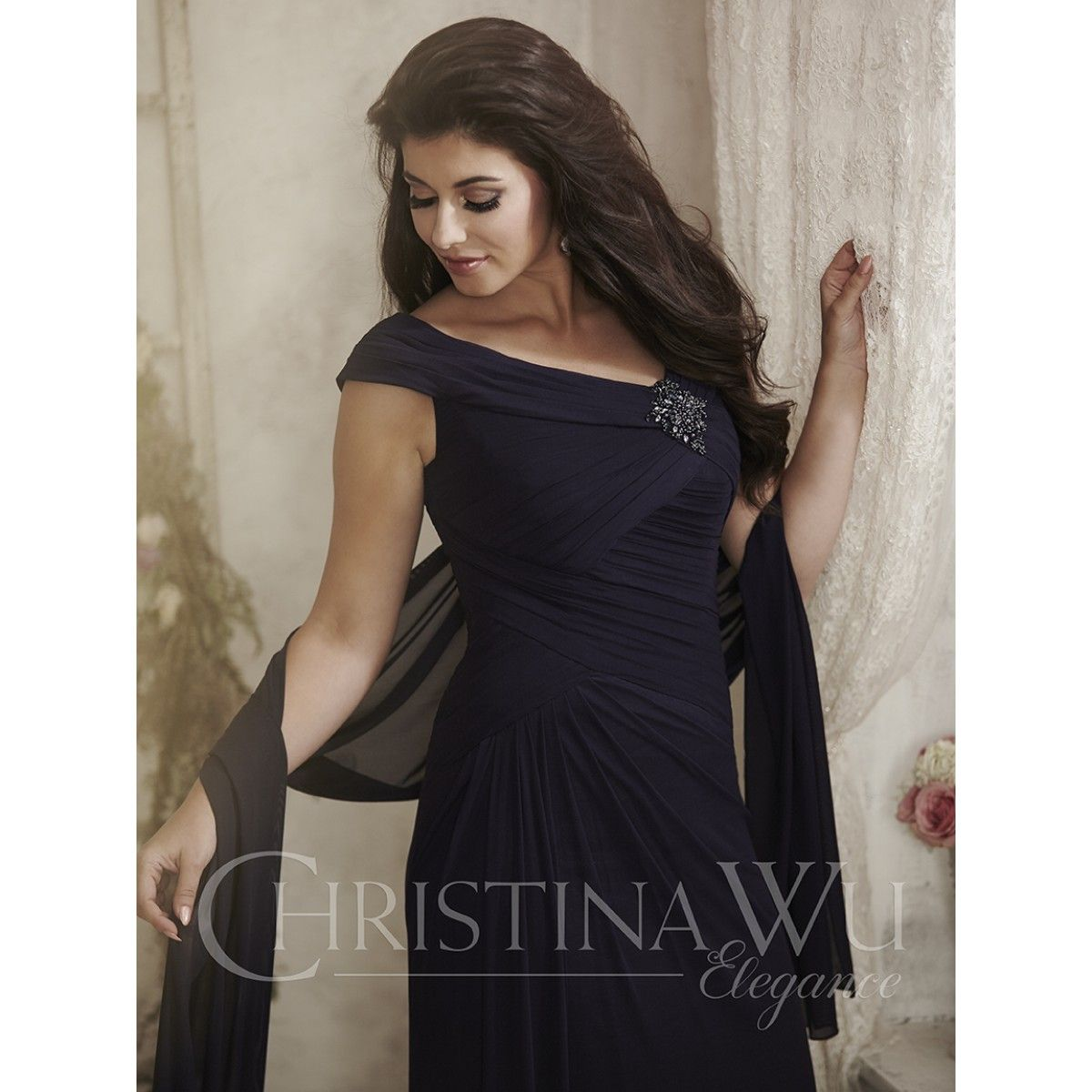 Style christina wu elegance wedding dress pinterest