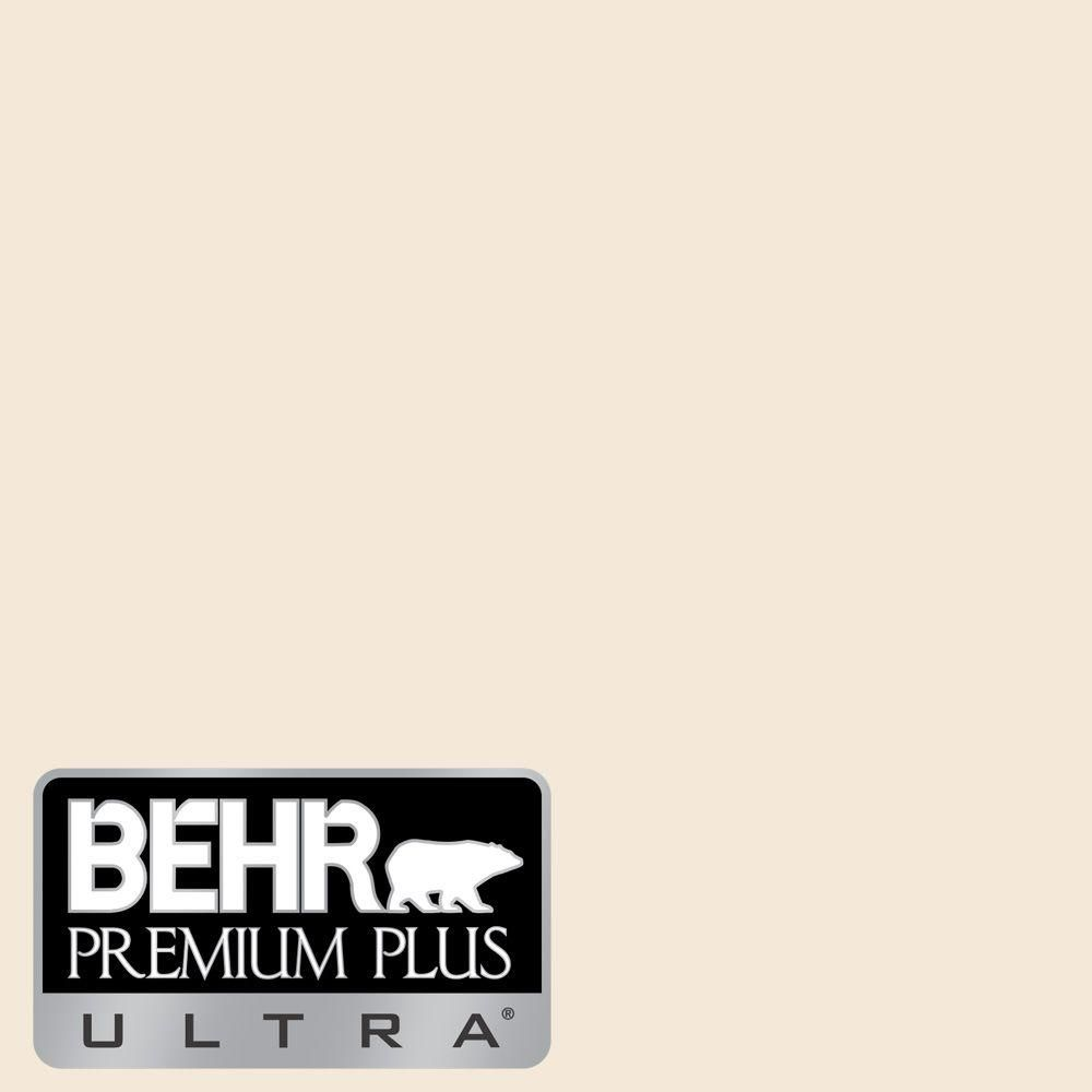 Behr Premium Plus Ultra 8 Oz 13 Cottage White Matte Interior Exterior Paint And Primer In One Sample Products Interior Paint Behr Paint Pink Paint Colo