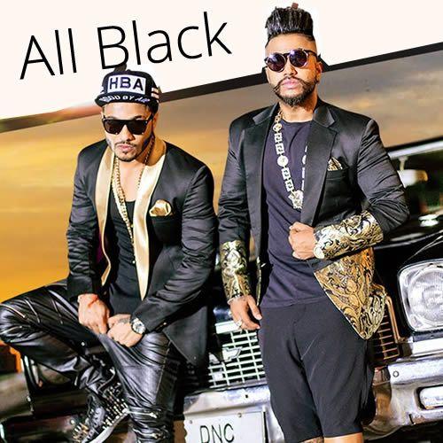 All Black Lyrics Sukhe Muzical Doctorz Ft Raftaar Black Song All Black Mp3 Song Download