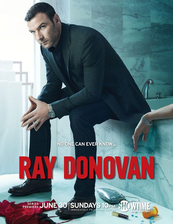 Ray Donovan Com Imagens Ray Donovan Novelas Famosas Serie De