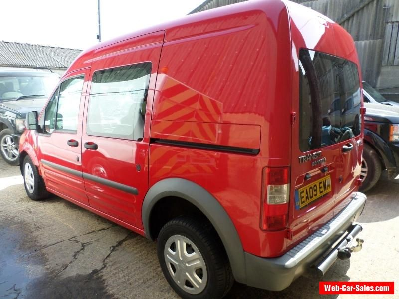 Ford Transit Connect Tourneo Van 61000 Miles Spares Repair Damaged