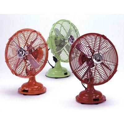 Cute Ecco Pistachio Desk Fan Desk Fan Modern Fan Retro Fan